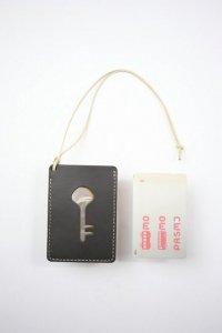 affordance - ひも付 ICカードケース