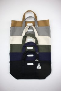 R&D.M.Co- - CANVAS TOTE BAG(S)
