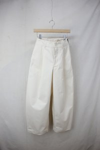 ASEEDONCLOUD / Handwerker -  HW wide trousers(LADIES)