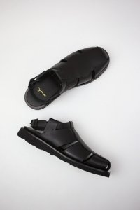 semoh - Leather Sandals(Mens)