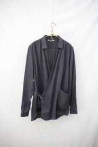 Vlas Blomme - KL Vintage カシュクールシャツ (Mens)