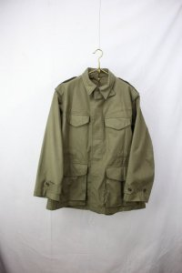 LILY 1ST VINTAGE - Deadstock 1950's French Military M47 Blouson