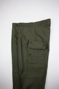 [DEAD STOCK] Dutch Military Cargo Trousers