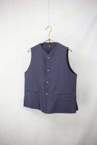 <img class='new_mark_img1' src='https://img.shop-pro.jp/img/new/icons8.gif' style='border:none;display:inline;margin:0px;padding:0px;width:auto;' />TOKIHO - MUTE � - Vest(Ladies)