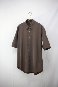 semoh - Nylon Short sleeve Shirt(Mens)