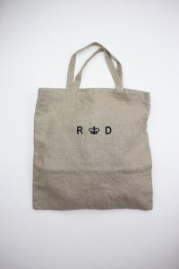R&D.M.Co- - CANVAS LINEN TOTE BAG