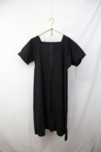 early 20th S/S Linen dress
