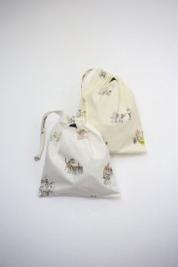 R&D.M.co- - CIRCUS DRAWSTRING BAG  S