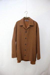 semoh - Wide shirt jacket(Mens)