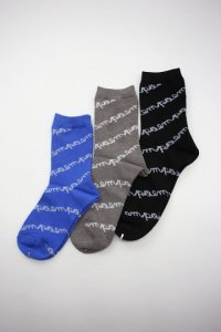 POEM SOX - COOLMAX RIB SOX 斜め(Mens/Ladies)