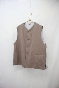 <img class='new_mark_img1' src='https://img.shop-pro.jp/img/new/icons8.gif' style='border:none;display:inline;margin:0px;padding:0px;width:auto;' />TOKIHO - MUTE � - Vest(Mens/Ladies)