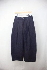 ASEEDONCLOUD / HW wide trousers - Denim(Mens)