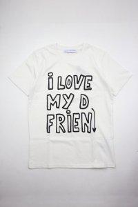 SARAH CORYNEN - T SHIRTS|I love My Frien D(Mens/Ladies)