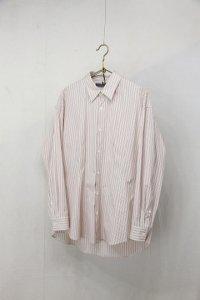 semoh - Darts shirt / stripe(Mens)