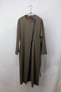 semoh - Collarless Coat(Ladies)