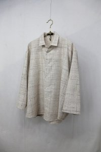 <img class='new_mark_img1' src='https://img.shop-pro.jp/img/new/icons8.gif' style='border:none;display:inline;margin:0px;padding:0px;width:auto;' />semoh -  Wide shirt / wild silk(Mens)