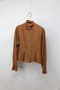 <img class='new_mark_img1' src='https://img.shop-pro.jp/img/new/icons8.gif' style='border:none;display:inline;margin:0px;padding:0px;width:auto;' />semoh - Cut off shirt(Ladies)