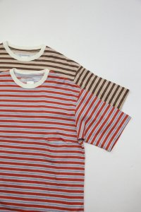 EEL Products - ユルリTee 1/2 ボーダー(Mens)