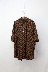 semoh - India print shirt(Mens)