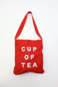 R&D.M.co- - CUP OF TEA SHOULDER BAG