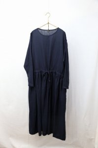 R&D.M.co- - CHAMBRAY PULL OVER DRESS(Ladies)
