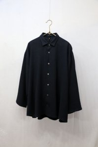 <img class='new_mark_img1' src='https://img.shop-pro.jp/img/new/icons8.gif' style='border:none;display:inline;margin:0px;padding:0px;width:auto;' />semoh - Linen wool Wide shirt(Mens)