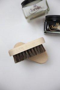 かなや刷子 - 皮革製品用ブラシ