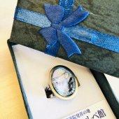 聖コルベ神父 身代わりのメダイ リング 指輪