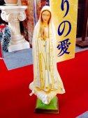 ファティマの聖母像(カラー:室内用)
