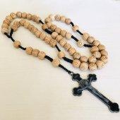 木製 十字架 ロザリオ