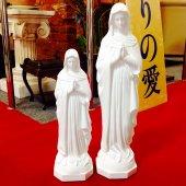 【2サイズ】 天の元后なる聖母 (室内用:50cm) 写真右