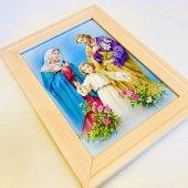 木製 額縁 聖画