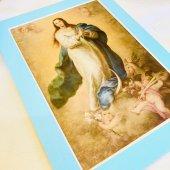 紙製 額縁 聖画