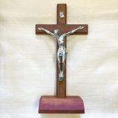 木製 十字架(高さ:28cm)