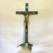 十字架 ラメ(高さ:19cm)