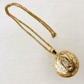 《1点限り》ゴールドカラー ネックレス