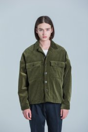 <img class='new_mark_img1' src='//img.shop-pro.jp/img/new/icons47.gif' style='border:none;display:inline;margin:0px;padding:0px;width:auto;' />WIDE MILITARY JACKET