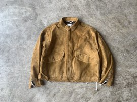 <img class='new_mark_img1' src='//img.shop-pro.jp/img/new/icons13.gif' style='border:none;display:inline;margin:0px;padding:0px;width:auto;' />LOITERING SUEDE BLOUSON