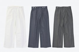 <img class='new_mark_img1' src='//img.shop-pro.jp/img/new/icons13.gif' style='border:none;display:inline;margin:0px;padding:0px;width:auto;' />WIDE DENIM SLACKS