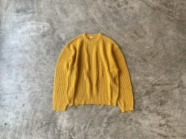 MIX WOVEN PHAT SWEATER
