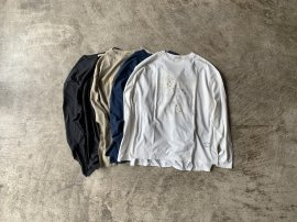 """BAGGY TEE LS """"YESTERDAY"""" by TANGTANG"""