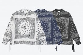 <img class='new_mark_img1' src='https://img.shop-pro.jp/img/new/icons13.gif' style='border:none;display:inline;margin:0px;padding:0px;width:auto;' />×HAV-A-HANK / PAISLEY SHIRTS