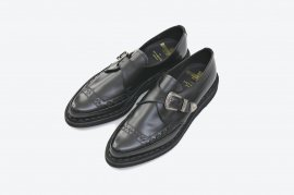 <img class='new_mark_img1' src='https://img.shop-pro.jp/img/new/icons13.gif' style='border:none;display:inline;margin:0px;padding:0px;width:auto;' />× GEORGE COX / LEATHER SHOES