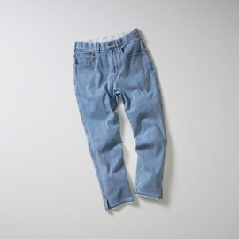 "<img class='new_mark_img1' src='https://img.shop-pro.jp/img/new/icons13.gif' style='border:none;display:inline;margin:0px;padding:0px;width:auto;' />MAZARINE 5P JEANS ""Cut off"""