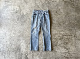 <img class='new_mark_img1' src='https://img.shop-pro.jp/img/new/icons20.gif' style='border:none;display:inline;margin:0px;padding:0px;width:auto;' />PRAIRIE BOOTCUT JEANS DEEP AGED C/P 13oz DENIM