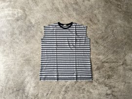 <img class='new_mark_img1' src='https://img.shop-pro.jp/img/new/icons13.gif' style='border:none;display:inline;margin:0px;padding:0px;width:auto;' />BAGGY TEE NS COTTON BORDER JERSEY