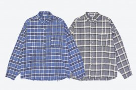 <img class='new_mark_img1' src='https://img.shop-pro.jp/img/new/icons13.gif' style='border:none;display:inline;margin:0px;padding:0px;width:auto;' />DAMEGE CHECK SHIRTS
