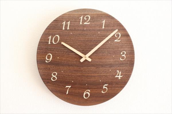掛け時計 直径30cm Wa30AR-07