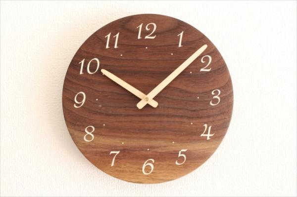 掛け時計 直径24cm Wa24AR-03