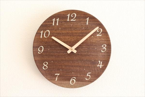 掛け時計 直径24cm Wa24AR-04
